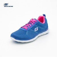 Skechers 12058 Pwpk Flex Appeal - Obvious Choice Periwinkle