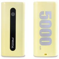 Remax 5000 Mah Powerbank Sarı Yedek Batarya