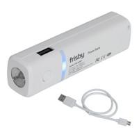 Frisby FPB-5630P 3000 mAh Işıklı Taşınabilir Şarj Cihazı
