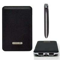Codegen Powerx 5000 mAh Çift USB Çıkışlı Siyah Taşınabilir Şarj Cihazı -IF-50B