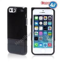 Case 4U Apple iPhone 6S Macro Lensli Kapak Siyah