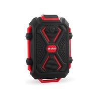 S-link IP-88 10400mAh Dayanıklı Gövde Powerbank Siyah/Kırmızı Taşınabilir Pil Şarj Cihazı