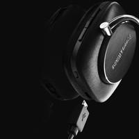 Bowers & Wilkins P5 Siyah Wireless Bluetooth Kulak Üstü Kulaklık