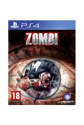 Ubisoft Ps4 Zombi