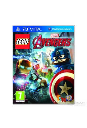 Warner Bros Lego Marvel Avengers Ps Vita Oyun