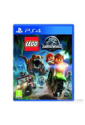 Warner Bros Ps4 Lego Jurassic World