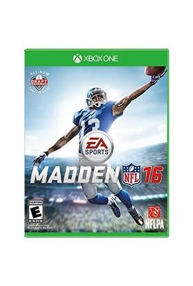 Ea Sports Madden Nfl 16 Xbox One