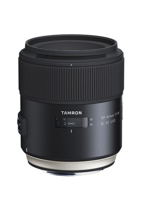 Tamron 45MM F/1,8 VC USD Objektif Nikon Uyumlu - F013N
