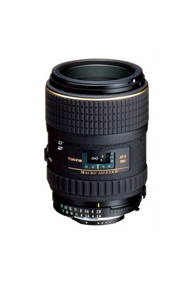 Tokina 100mm F2.8 AT-X PRO D Macro (1:1) Objektif Nikon Uyumlu