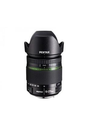 Pentax 18-270mm F/3.5-6.3 ED SDM Objektif