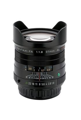Pentax 31mm f/1.8 AL Limited Objektif