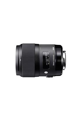 Sigma 35MM F/1.4 DG HSM Objektif Nikon Uyumlu