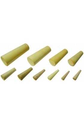 Tapa Kiti. Acil Durumlarda Kullanmak Üzere 8-38 Mm Arası 10 Adet Tahta Tapa.