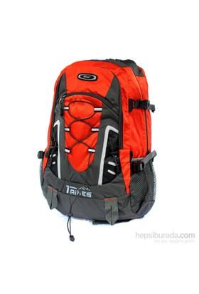 "M&W Taikes Climber SRT-82117 16"" Turuncu Notebook Sırt Çantası"