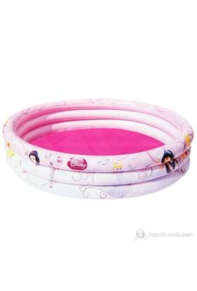 BestWay Disney Princess Lisanslı Üç Halkalı Havuz / 122cm X 25cm