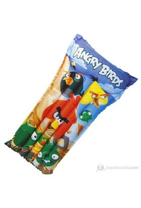 BestWay Angry Birds Lisanslı Çocuk Yatağı / 119cm X 61cm