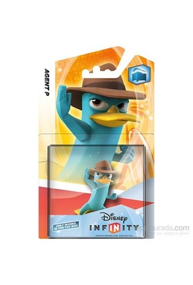 Disney Infinity Crystal Phineas And Ferb Agent P.