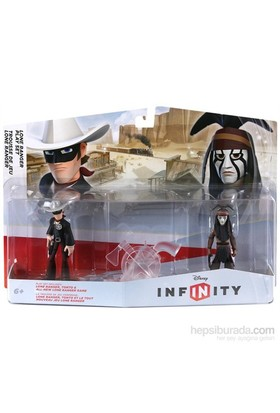 Disney Infinity Lone Ranger Playset