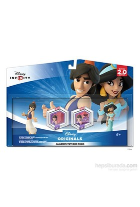 Disney Infinity Aladdin Toy Box Pack