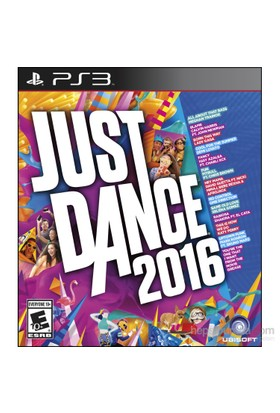 Just Dance 2016 PSX3