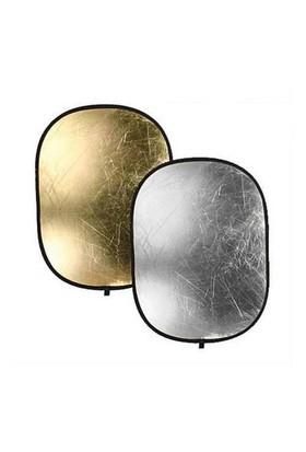 Star 100X150 Silver & Gold Reflektör