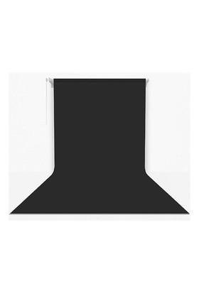 Star Siyah Kağıt Fon