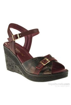 Venüs 123 17405Z Bordo Sandalet