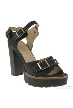 Greyder 99 6Y2as50121 Siyah Sandalet