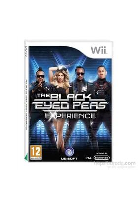 Ubisoft Wii The Black Eyed Peas Experıence