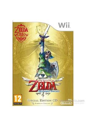 Nintendo Wii The Legend Of Zelda Skyward Sword Oyunu