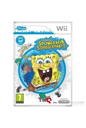Thq Wii Udraw Spongebob Squarepants Karepantolon