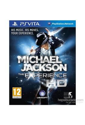 Ubisoft Ps Vıta Mıchael Jackson The Experıence Hd