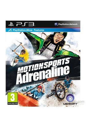 Ubisoft Ps3 Motıonsports Adrenalıne