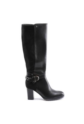 Miss F F17039 Siyah Kadın Çizme