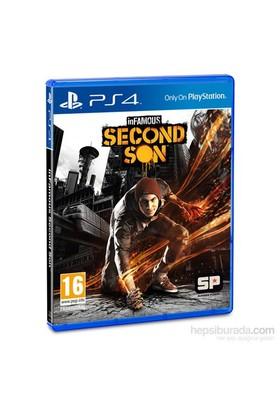 İnfamous Second Son PS4 (Türkçe Dublaj ve Altyazı Seçeneği)