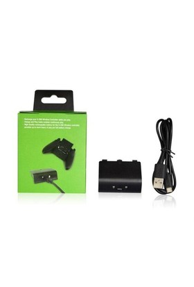 Xbox One Play & Charge Kit Gamepad Batarya Şarj