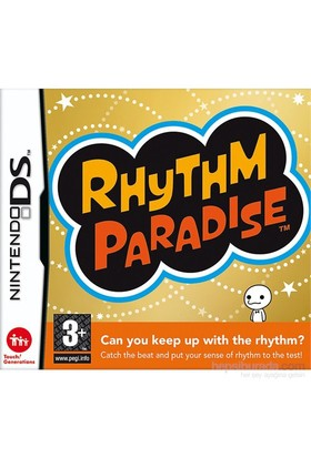 Nintendo Ds Rhythm Paradıse