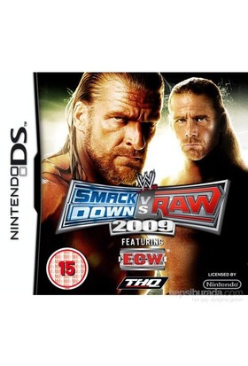 Thq Ds Smackdown Vs Raw 2009