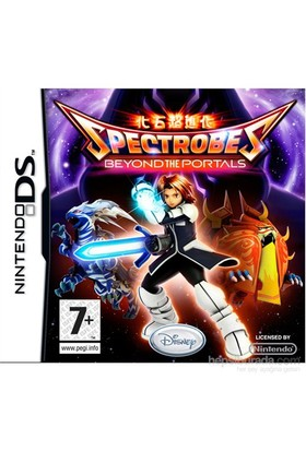 Spectrobe Beyond The Portals Nintendo DS
