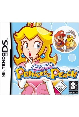 Nintendo Ds Super Prıncess Peach