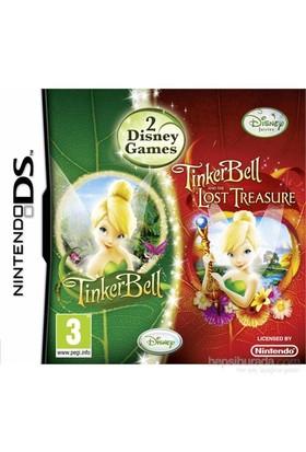 Disney Ds Tınkerbell Lost Treasure 2 Oyun
