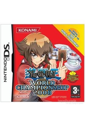 Konami Ds Yu-Gı-Oh World Champıonshıp 2008