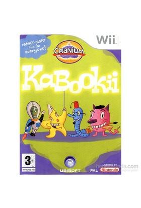 Ubisoft Wii Cranıum Kabookıı