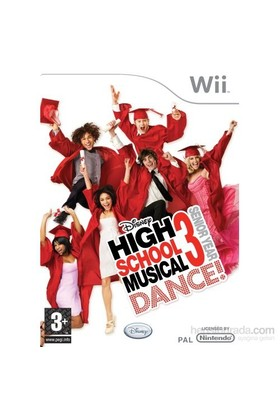 Disney Wii Hıgh Scool Musıcal Dance 3