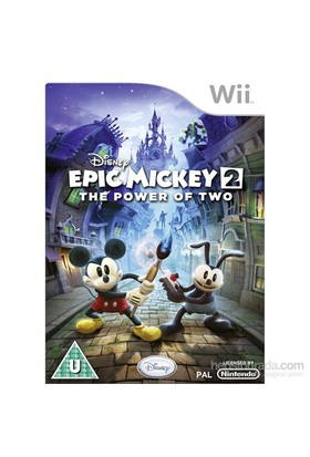 Epıc Mickey 2 The Power of Two Nintendo Wii