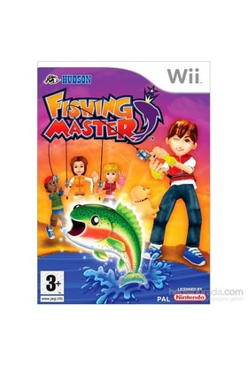 Fishing Master Nintendo Wii