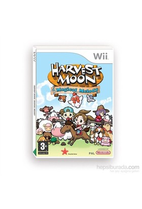 Rising Star Wii Harvest Moon Magıcal Melody