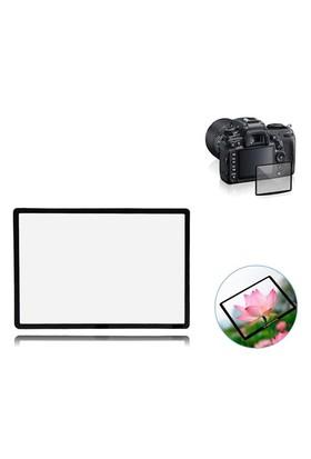 Canon 70D 700D İçin Pro.Optical Lcd Ekran Koruyucu 0.5Mm Cam