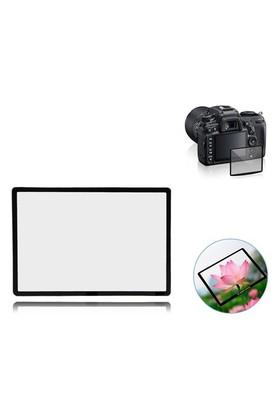 Canon 450D 500D İçin Pro.Optical Lcd Ekran Koruyucu 0.5Mm Cam