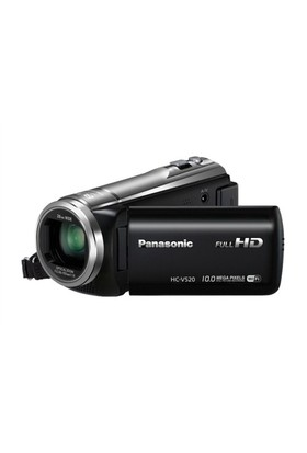 Panasonic HC-V520 Video Kamera(Wifi Destekli)